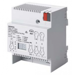 N141/21 Шлюз KNX / DALI twin plus, 2 канала, 5WG1141-1AB21