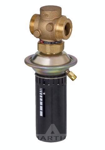 Регулятор давления перепада давления, kvs 16,0 м3/ч
